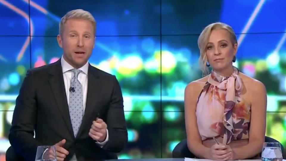 Hamish Macdonald is set to host Q and A from next year. Photo: Network 10