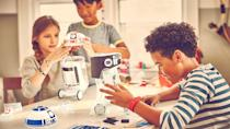 "<p>The <a rel=""nofollow noopener"" href=""https://www.popsugar.com/buy/littleBits%20Droid%20Inventor%20Kit-94244?p_name=littleBits%20Droid%20Inventor%20Kit&retailer=shop.littlebits.cc&price=100&evar1=moms%3Aus&evar9=32561156&evar98=https%3A%2F%2Fwww.popsugar.com%2Fmoms%2Fphoto-gallery%2F32561156%2Fimage%2F44087152%2FlittleBits-Droid-Inventor-Kit&prop13=mobile&pdata=1"" target=""_blank"" data-ylk=""slk:littleBits Droid Inventor Kit"" class=""link rapid-noclick-resp"">littleBits Droid Inventor Kit</a> ($100) puts a <strong>Star Wars </strong>spin on science and walks your teen through building their very own R2D2 droid.</p>"