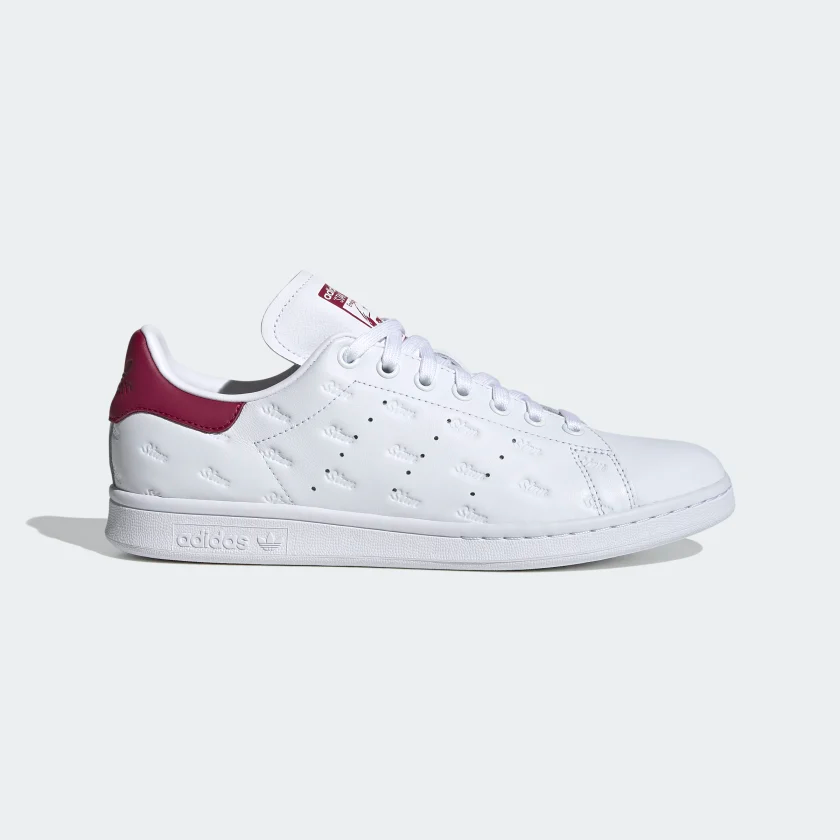 """<h3>Adidas</h3><br><strong>Dates: </strong>Limited time<br><strong>Sale: </strong>Best-sellers on sale up to 50% off<br><strong>Promo Code:</strong> None<br><br>Upgrade your activewear with the always-cool Adidas. Their <a href=""""https://www.adidas.com/us/women-sale?sort=top-sellers"""" rel=""""nofollow noopener"""" target=""""_blank"""" data-ylk=""""slk:sale section"""" class=""""link rapid-noclick-resp"""">sale section</a> is swimming with sporty-but-hip staples up to 50% off like these cranberry-accented Stan Smiths.<br><br><strong>Adidas</strong> Stan Smith Shoes, $, available at <a href=""""https://go.skimresources.com/?id=30283X879131&url=https%3A%2F%2Fwww.adidas.com%2Fus%2Fstan-smith-shoes%2FEF5005.html"""" rel=""""nofollow noopener"""" target=""""_blank"""" data-ylk=""""slk:Adidas"""" class=""""link rapid-noclick-resp"""">Adidas</a>"""