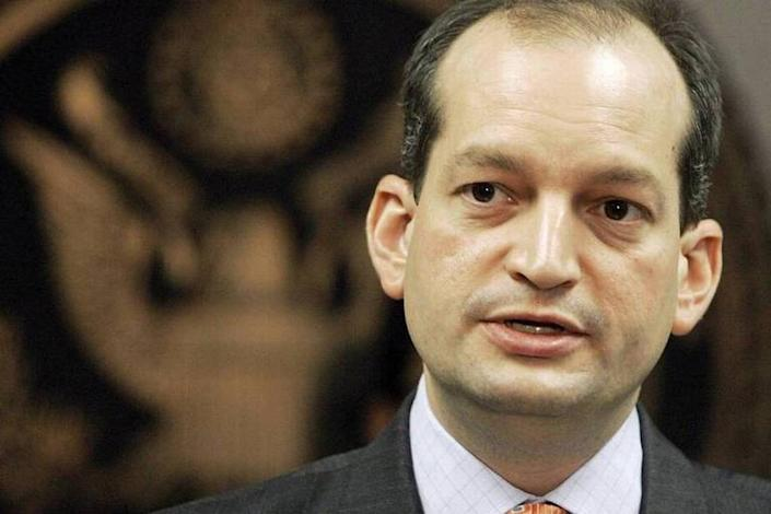 Former South Florida U.S. Attorney Alexander Acosta never told underage sex abuse victims of the plea deal he helped engineer for Jeffrey Epstein. A federal judge found that to be a violation of the Crime Victims' Rights Act.