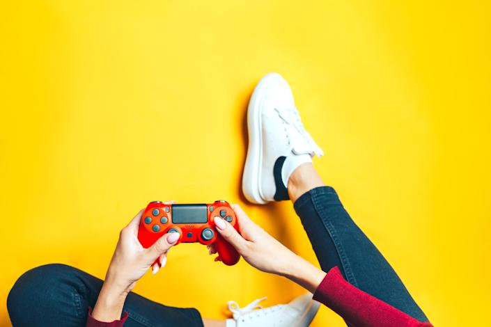 Gaming gifts (even to yourself) never go out of style and always fit. (Photo: Getty Images)