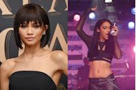 "<p>Zendaya was cast as the late R&B star in a Lifetime biopic, but after <a href=""http://www.nydailynews.com/entertainment/tv/zendaya-responds-critics-aaliyah-biopic-casting-article-1.1834188"" rel=""nofollow noopener"" target=""_blank"" data-ylk=""slk:backlash ensued"" class=""link rapid-noclick-resp"">backlash ensued</a>, Zendaya pulled out of the TV movie. ""The reason why I chose not to do the Aaliyah movie had nothing to do with the haters or people telling me that I couldn't do it, I wasn't talented enough, or I wasn't black enough,"" she <a href=""https://www.usmagazine.com/entertainment/news/zendaya-coleman-explains-exit-from-aaliyah-biopic-2014217/"" rel=""nofollow noopener"" target=""_blank"" data-ylk=""slk:explained in an Instagram video"" class=""link rapid-noclick-resp"">explained in an Instagram video</a>. ""The main reasons were the production value wasn't there, there were complications with the music rights, and I just felt like it wasn't being handled delicately considering the situation."" She went on to add that she'd been unsuccessful in reaching out to Aaliyah's family, so she did not feel ""morally okay"" doing the movie. She was replaced by Alexandra Shipp, who went on to appear in <em>Straight Outta Compton </em>and <em>X-Men: Apocalypse</em>.</p>"