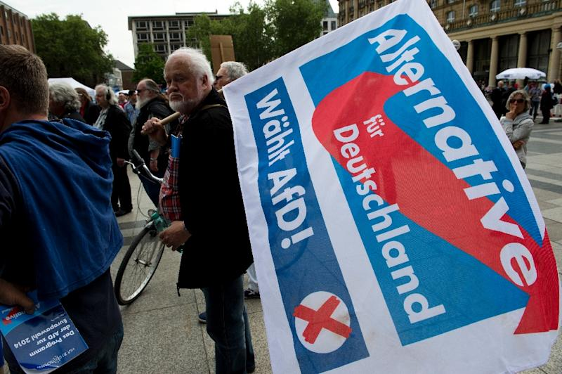 Germany's AfD began as an anti-euro party but its rhetoric has veered right to primarily rail against immigration and Islam. Key AfD members have challenged Germany's culture of atonement over World War II and the slaughter of six million Jews in the Holocaust