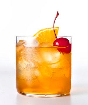 """<p>Our top recipe of the year? This deliciously simple Amaretto Sour, an Italian liqueur-based cocktail that packs a sweet, bitter, and citrus-flavored punch. If you're wondering how to use the leftover Amaretto liqueur you bought to bake Christmas cookies, look no further. </p> <p><strong>Get the recipe</strong>: <a href=""""https://www.realsimple.com/food-recipes/browse-all-recipes/amaretto-sour"""" target=""""_blank"""">Amaretto Sour</a></p>"""