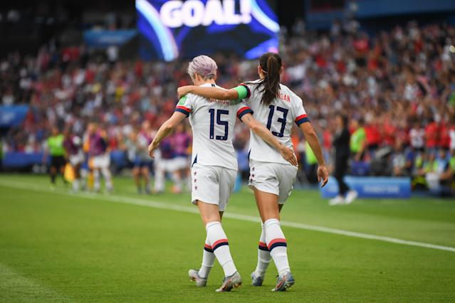 Another Women's World Cup title for the United States could change the trajectory of the sport forever. (Getty)