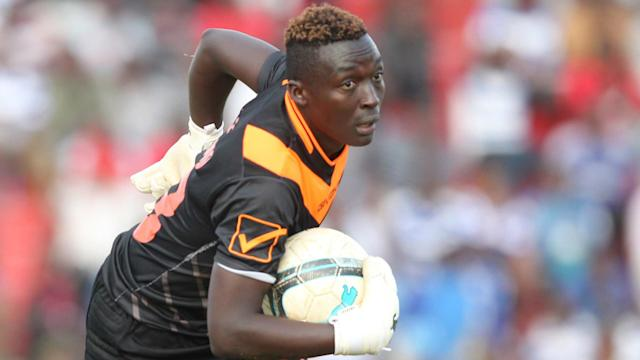 Keeper Ian Otieno was a free agent after he refused to extend his stay at The Den when his contract expired in December