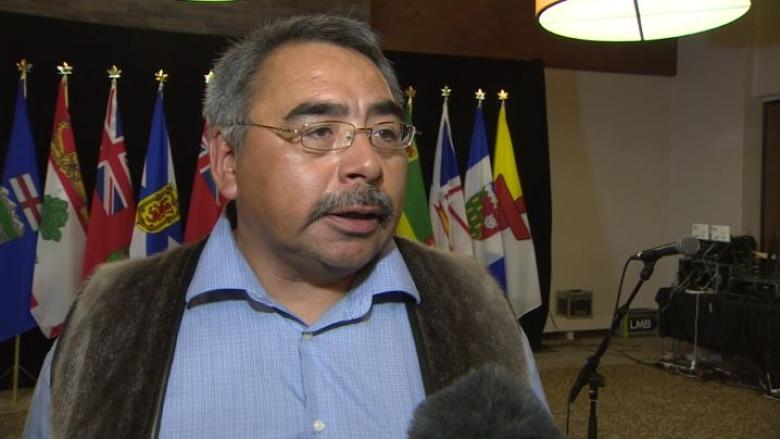 Canada needs to focus on infrastructure in the North, Nunavut tells ministers' conference