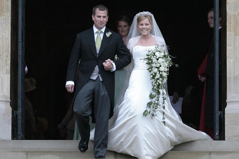 Peter Phillips and Autumn Kelly (Getty Images)