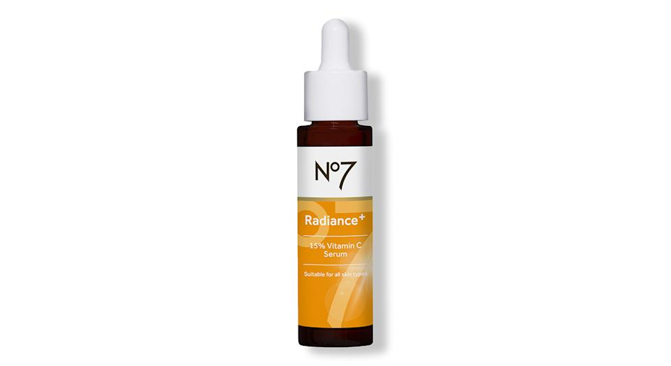 No7 Radiance+ 15% Vitamin C Serum