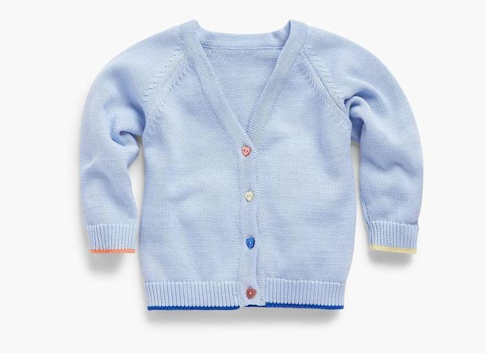 "<p>""Nell Diamond found out she was pregnant two weeks after launching Hill House Home. I'm already obsessed with the brand's dreamy nap dresses, and this <span>Hill House NYC The House Cardigan</span> ($75) seems like the perfect piece to go on top of it."" - NC</p>"