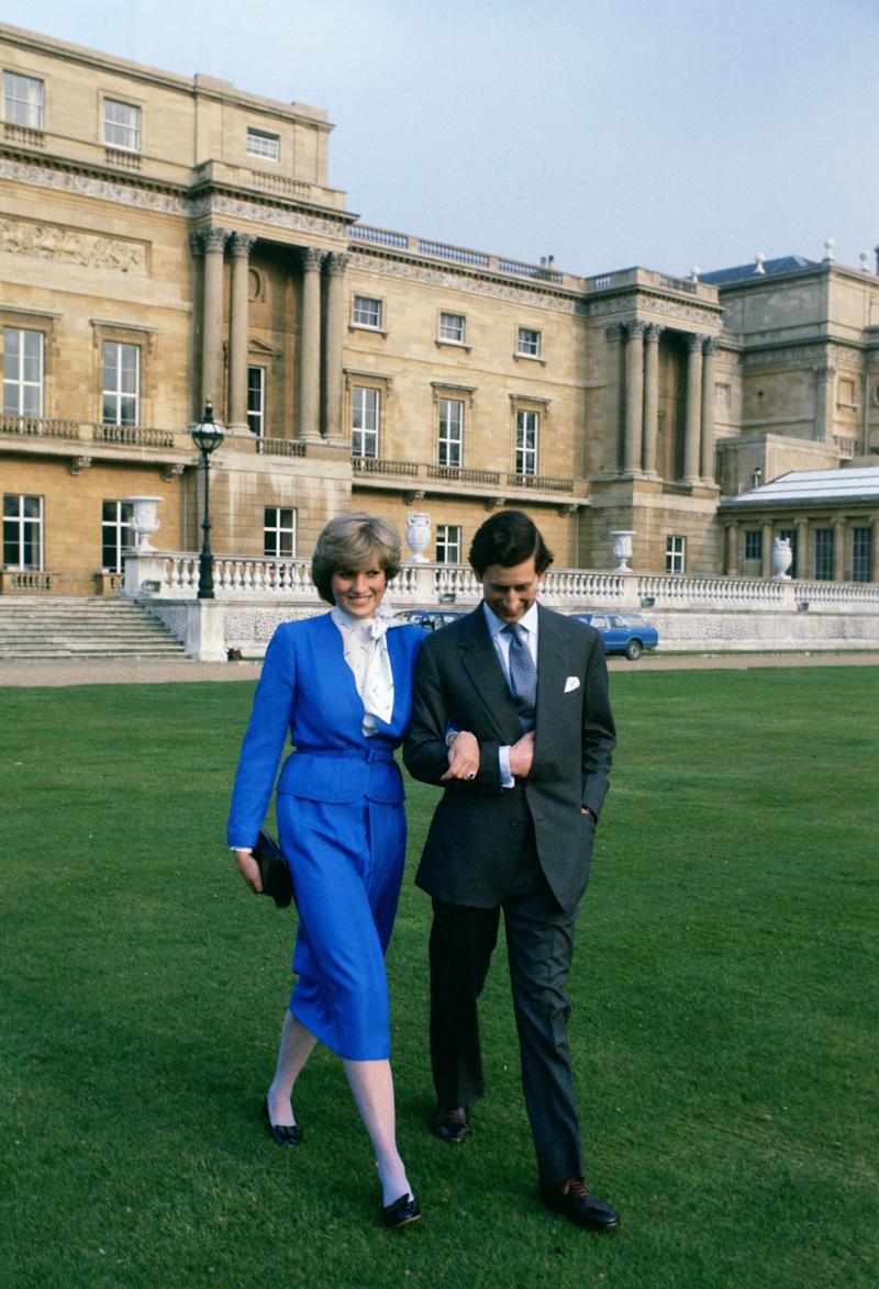 Princess Diana Wore a Department Store Suit When She Got Engaged to Prince Charles