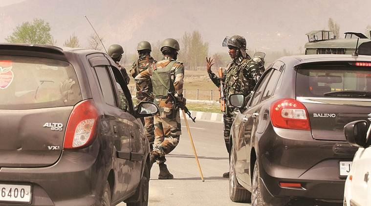 Pulwama encounter, jammu and kashmir, J&K encounter, kashmir encounter, One militant killed, J&K army, India news, Indian express