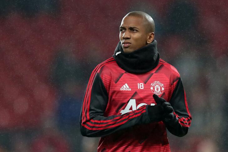 Inter Milan Sign Ashley Young from Manchester United on 6-Month Deal