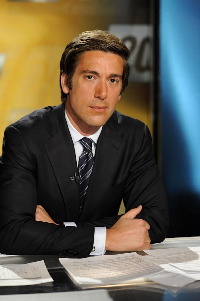 "David Muir, news correspondent on ""20/20."""