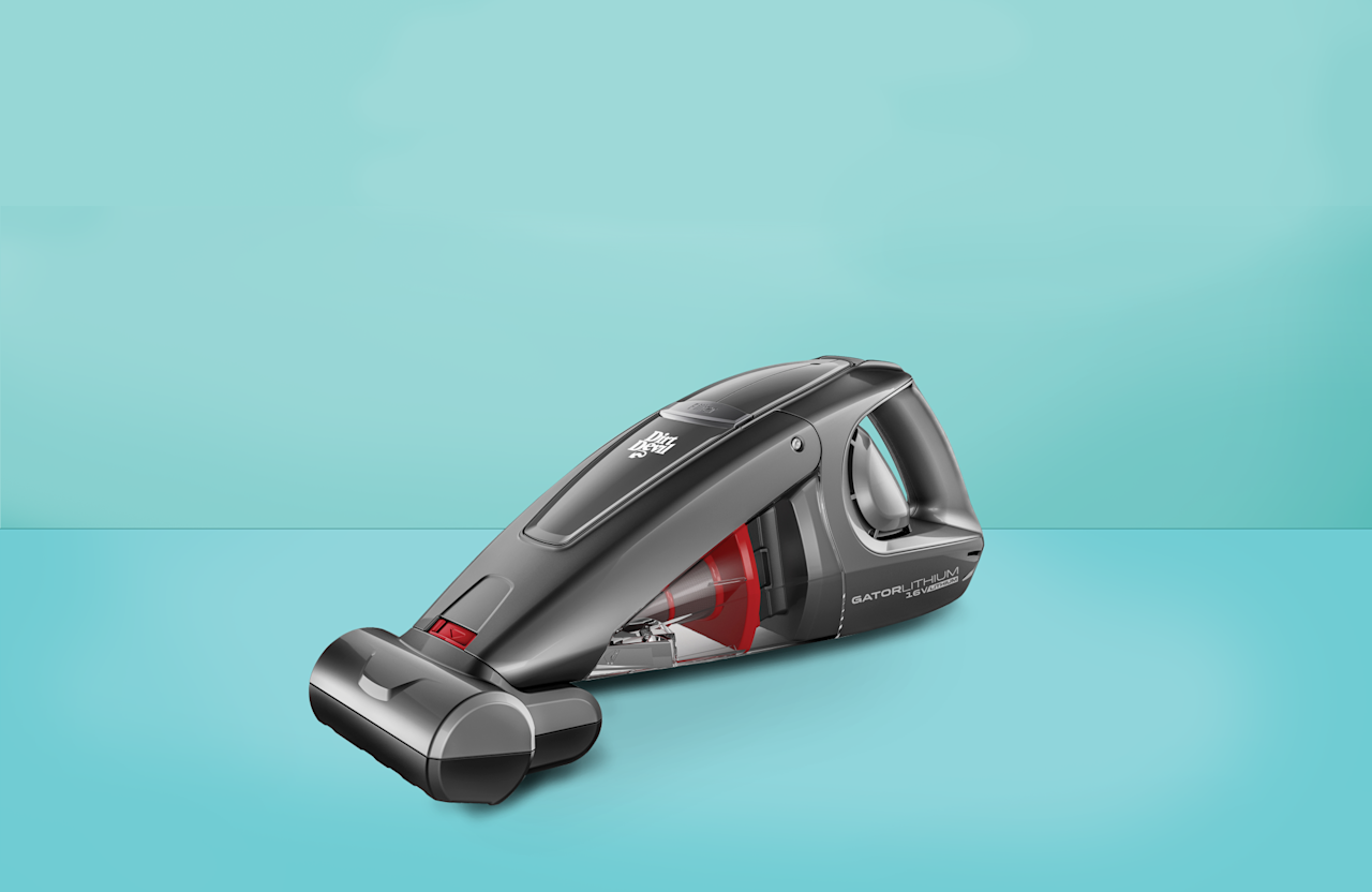 """<p>For smaller messes, a good handheld vacuum provides quick cleaning without a lot of heavy lifting and without hogging precious storage space. These mini vacs won't replace a <a href=""""https://www.goodhousekeeping.com/appliances/vacuum-cleaner-reviews/a25323288/best-canister-vacuums/"""" target=""""_blank"""">full-size vacuum</a> when it comes to deep cleaning, but they are handy for speedily tackling dry spills, tracked-in dirt, and pet hair stuck to just about everything. And handheld vacuums don't just clean messes from inside your home: Stash one in the garage to keep a workshop, garden bench and your car clean, too.<br></p><p>Today's newest <a href=""""https://www.goodhousekeeping.com/appliances/vacuum-cleaner-reviews/g1222/best-stick-vacuums/"""" target=""""_blank"""">cordless</a> models have more powerful batteries to pick up more debris and run longer than the wimpy models of years ago. Other innovations include more comfortable grips, easier to empty dust cups, washable filters, multiple speeds and more. Some even pick up wet messes and remove stains, and whether they come corded or cordless, those with brushes and other attachments make it easy to remove dust from draperies, window sills, door frames, mattresses and other out-of-the-way spots that may be awkward for a larger vacuum to reach. Here are our favorites:</p><p><strong>Best Overall Handheld Vacuum:</strong> <a href=""""https://www.walmart.com/ip/Dirt-Devil-Gator-Lithium-Cordless-Hand-Vac-BD30055B/888656614"""" target=""""_blank"""">Dirt Devil Gator Lithium Cordless Hand Vacuum<br></a><strong>Best Value Handheld Vacuum Cleaner: </strong><a href=""""https://www.amazon.com/dp/B07FXRRHWT/"""" target=""""_blank"""">Hotor Corded Car Vacuum Cleaner<br></a><strong>Best Handheld Vacuum for Pet Hair: </strong><a href=""""https://www.amazon.com/dp/B001EYFQ28/"""" target=""""_blank"""">Bissell Pet Hair Eraser Handheld Vacuum<br></a><strong>Best</strong><strong> Handheld Vacuum for Stairs: </strong><a href=""""https://www.amazon.com/dp/B01DAI5CWE/"""" target=""""_blank"""">Bl"""