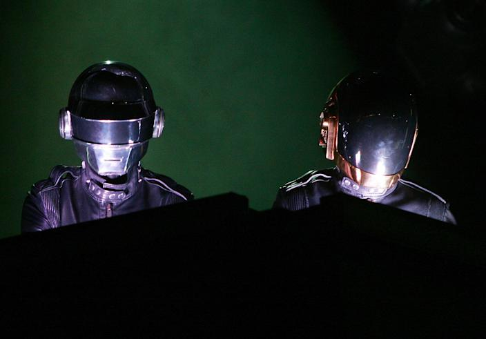 Daft Punk (Getty Images)