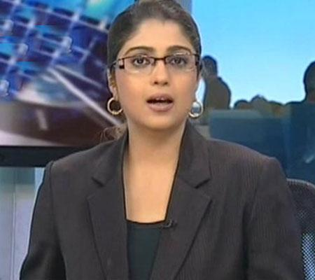 Top 10 Hottest Female Journalists In India