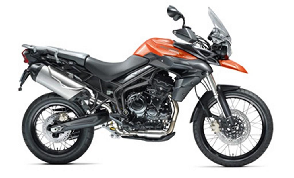 The Tiger X800C is a true off-road machine, priced at around Rs. 12 lakhs.