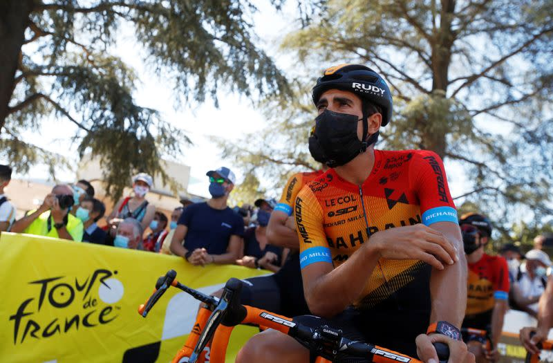 Day counter to be reset for second round of Tour coronavirus tests