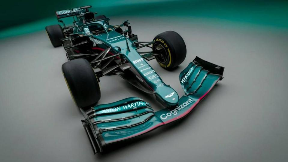 Formula 1, Aston Martin launch car: Here are the details