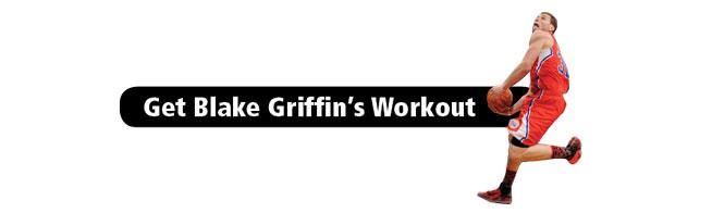 Blake Griffin Workout