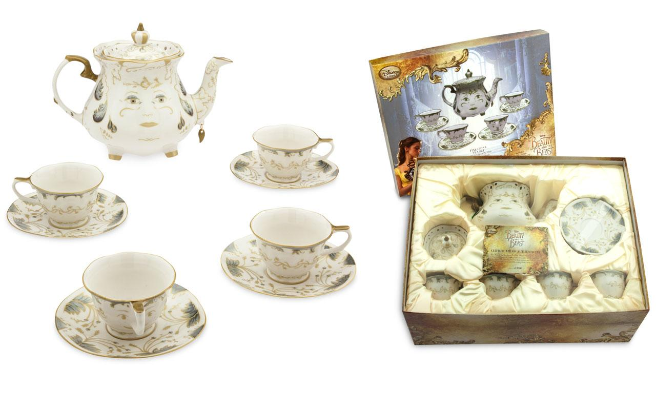 First Look At Disney 39 S Stunning Beauty And The Beast Merch