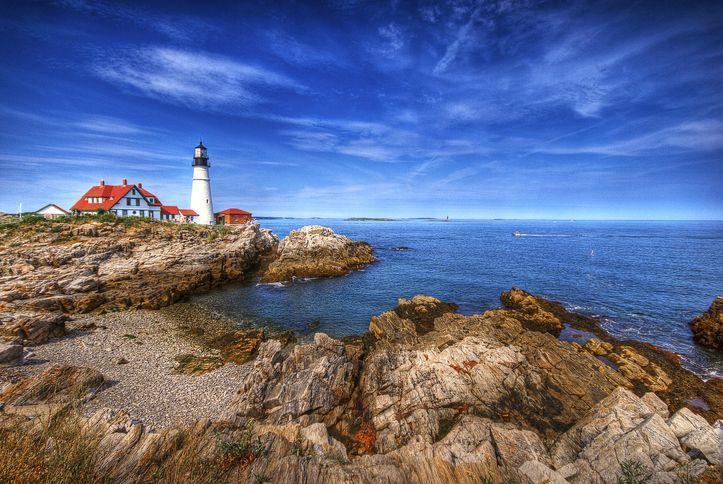 """<p>""""We're dying to get back to coastal Maine,"""" says William Woodcock, VERANDA photographer. """"I love its beauty, food, and architecture.""""</p>"""