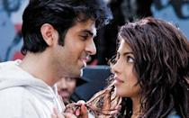 A new comer, Harman wasn't a total unfamiliar name with the audience. An average cine-lover had heard his name enough times, way before he marked his debut, and one may credit that part of his fame to his much-gossiped romance with the very accomplished star, Priyanka Chopra that had flourished during the making of <em>Love Story 2050.</em>
