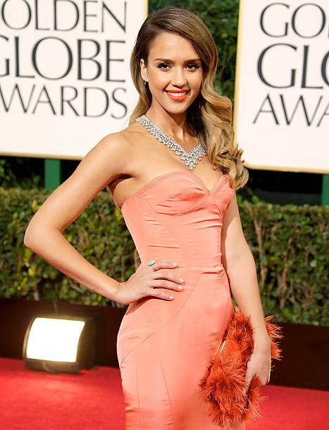 """Jessica Alba Wore a Double Corset to Lose Baby Weight: """"It Was Brutal"""""""
