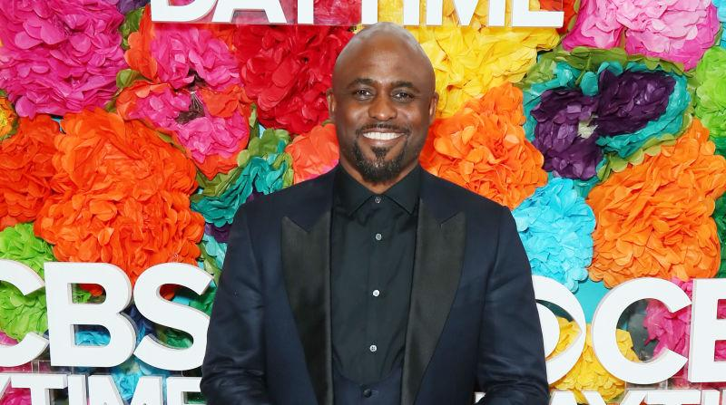 Wayne Brady attends the CBS Daytime Emmy Awards After Party on May 05, 2019, in Pasadena, Calif.
