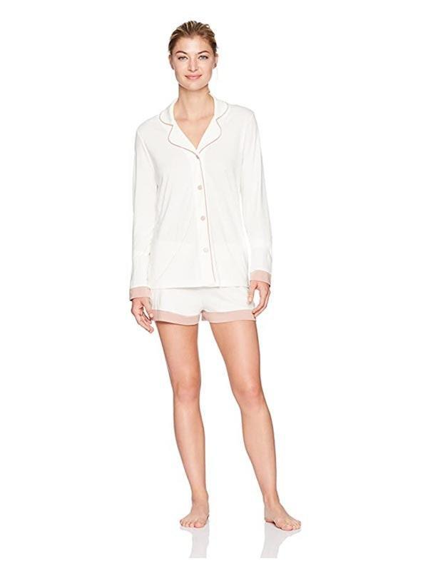 "Cosabella is known for its comfy, coordinating sleepwear—and this short set is perfect for anyone who sleeps with half a blanket. $98, Amazon. <a href=""https://www.amazon.com/Cosabella-Womens-Bridal-mandorla-Medium/dp/B06Y1RK11R?"" rel=""nofollow noopener"" target=""_blank"" data-ylk=""slk:Get it now!"" class=""link rapid-noclick-resp"">Get it now!</a>"