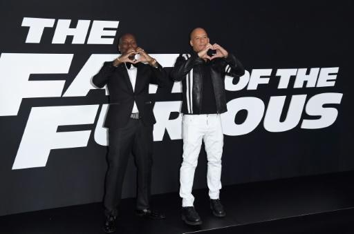 "Latest ""Furious"" film opens strongly, especially overseas"