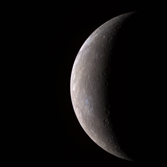 Does Mercury Hold Clues to Birth of Earth's Moon?