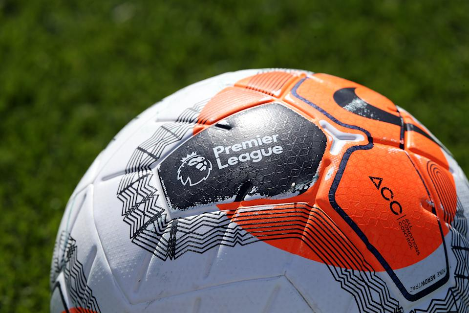 The Premier League is reportedly coming back on June 17. (Photo by Plumb Images/Leicester City FC via Getty Images)