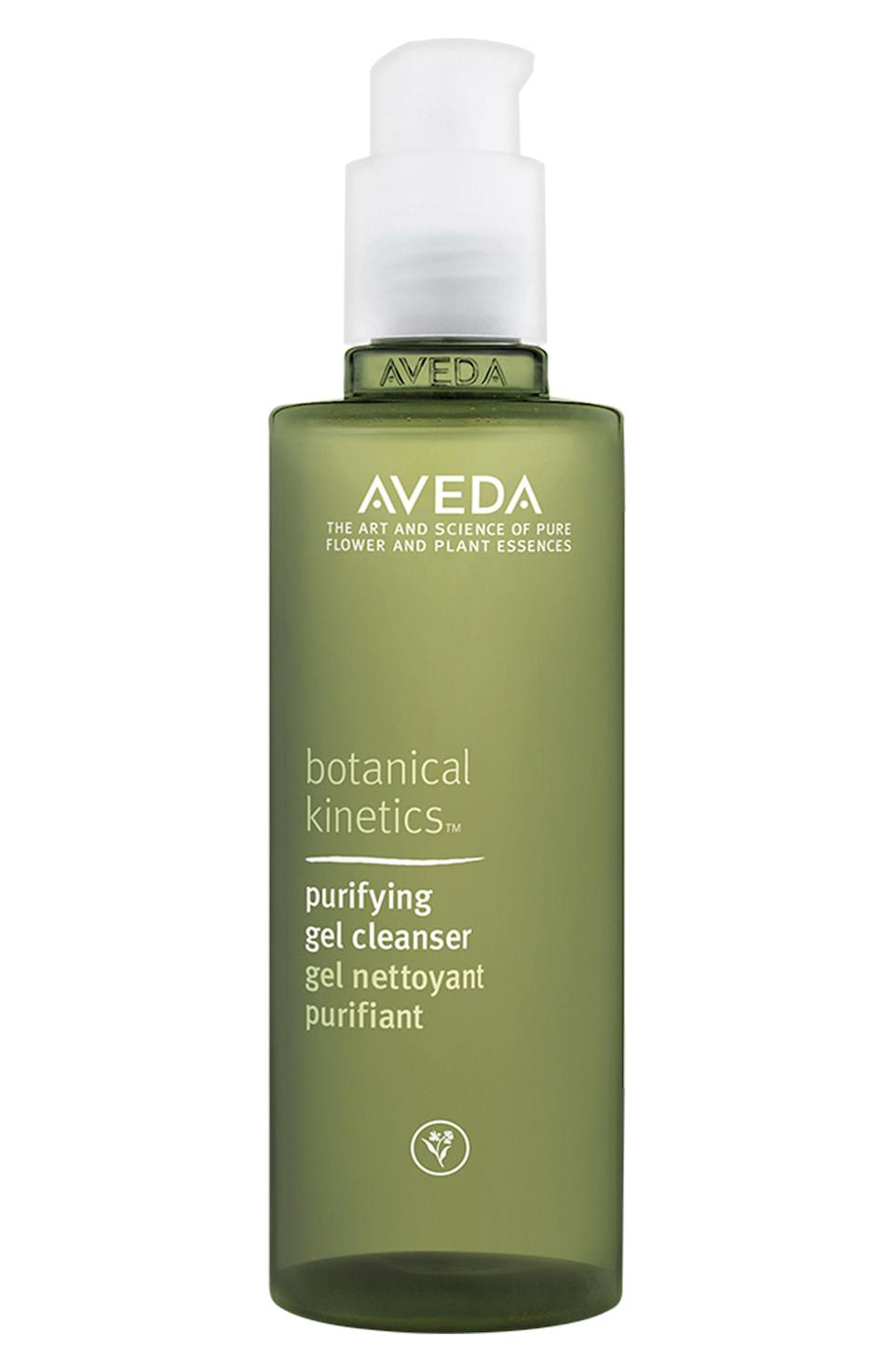 "<p><strong>AVEDA</strong></p><p>nordstrom.com</p><p><strong>$24.00</strong></p><p><a href=""https://go.redirectingat.com?id=74968X1596630&url=https%3A%2F%2Fwww.nordstrom.com%2Fs%2Faveda-botanical-kinetics-purifying-gel-cleanser%2F3411844&sref=https%3A%2F%2Fwww.thepioneerwoman.com%2Fbeauty%2Fskin-makeup-nails%2Fg34418496%2Fbest-facial-cleanser%2F"" rel=""nofollow noopener"" target=""_blank"" data-ylk=""slk:Shop Now"" class=""link rapid-noclick-resp"">Shop Now</a></p><p>Ree uses a mild cleanser from Aveda, like this one, as a part of her super simple skincare routine. It works for normal to oily skin types. <br></p>"