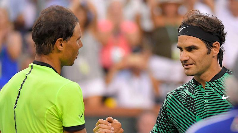 Federer Beats Nadal, Djokovic Loses to Kyrgios at Indian Wells