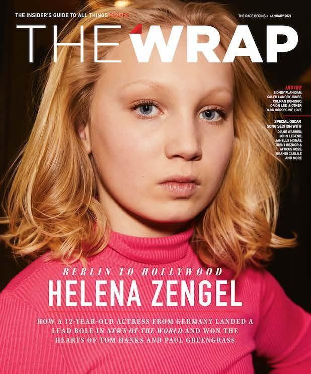 helena zengel thewrap magazine The Race Begins 618px
