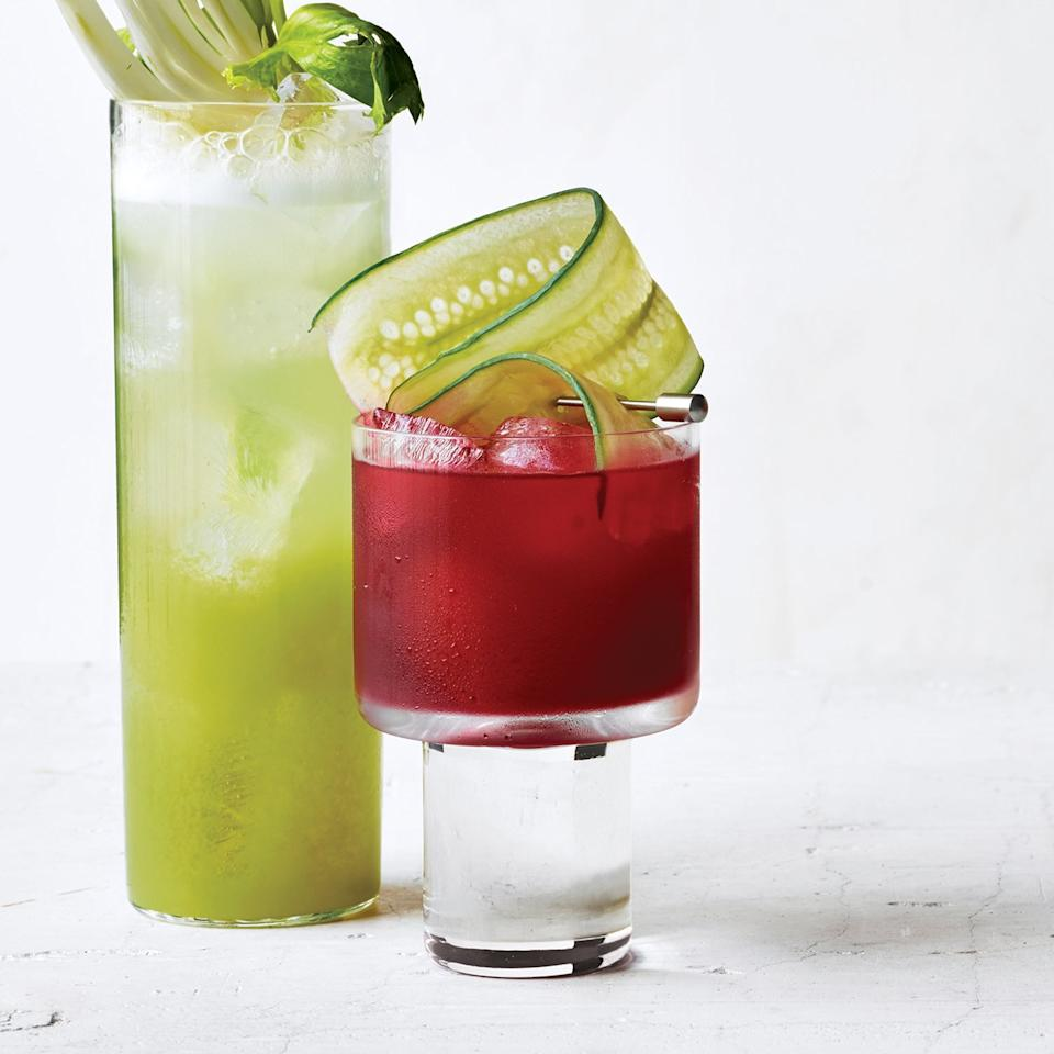 """<p>""""I've always felt tequila had a natural affinity for superearthy ingredients,"""" says San Diego bartender Lindsay Nader, who makes this refreshing cocktail with beets. """"Try not to spill, because the stain can be more perilous than red wine!"""" she warns.</p><p><a href=""""https://www.foodandwine.com/recipes/beat-it"""">GO TO RECIPE</a></p>"""