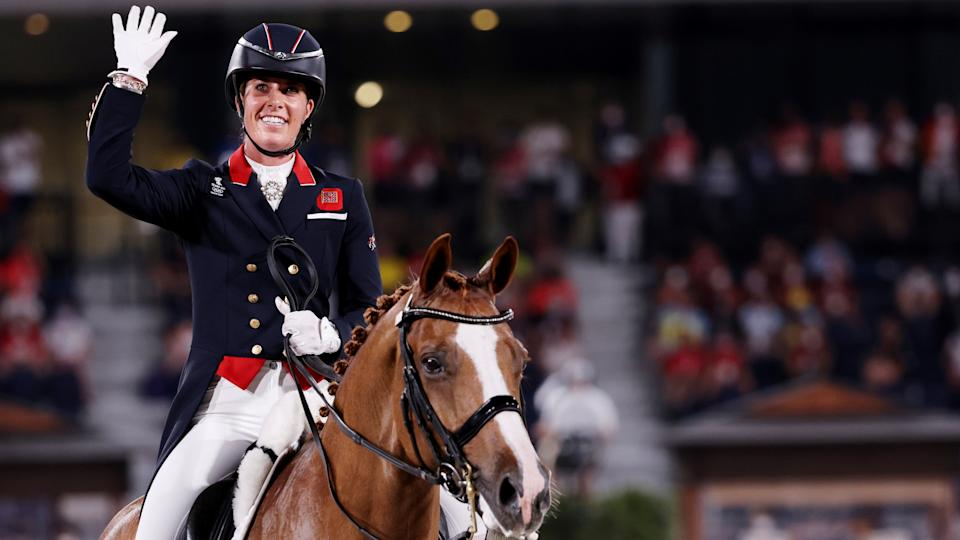 Dujardin, 36, waltzed further into the terrain of Team GB greatness in Tokyo on Tuesday