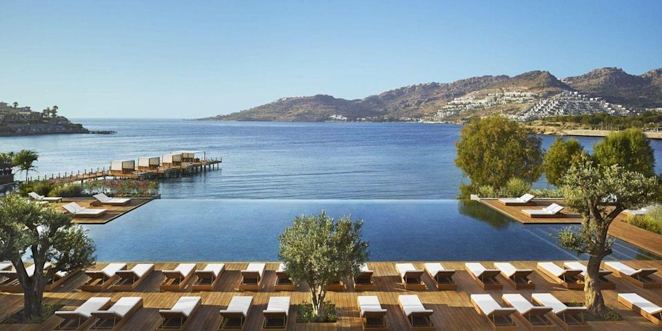 Photo credit: Courtesy of Bodrum EDITION.