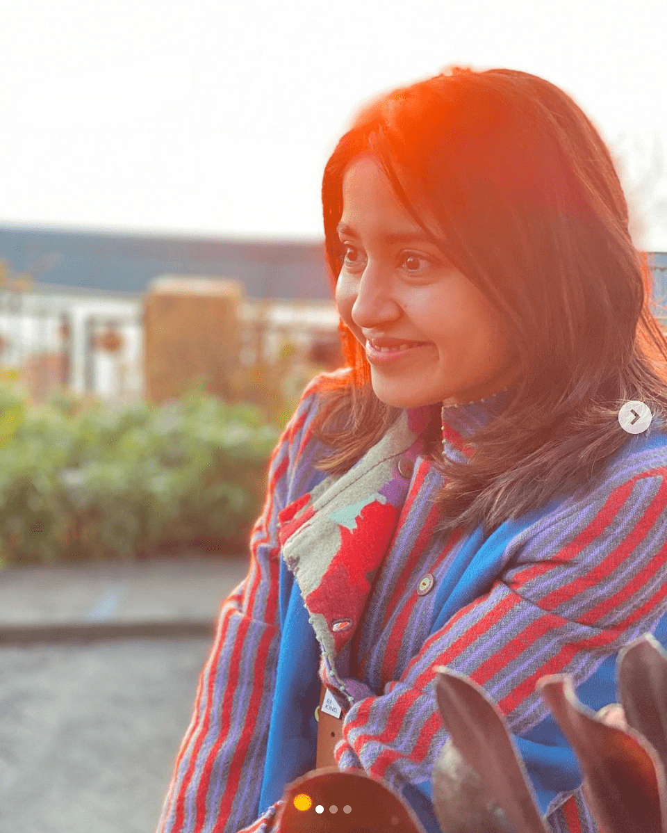 """<div class=""""paragraphs""""><p>Shweta talks about isolation getting to her.</p></div>"""