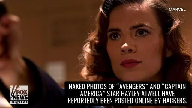 Avengers Captain America Star Hayley Atwell Nude Photos Reportedly Hacked