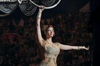 <p>The production did extensive research into the world of travelling circuses in the 20th century for added authenticity. (Disney) </p>