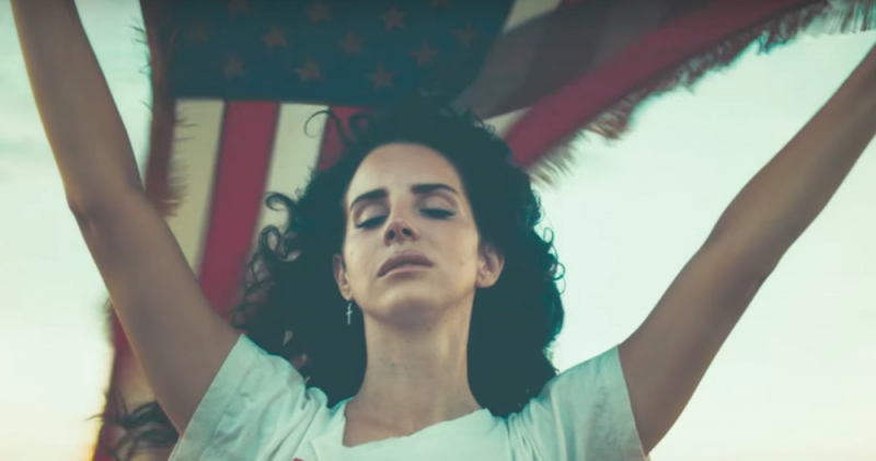 "Lana Del Rey addresses string of mass shootings on new song ""Looking for America"": Stream"