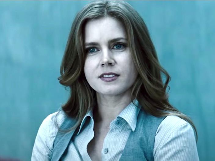 amy adams lois lane man of steel
