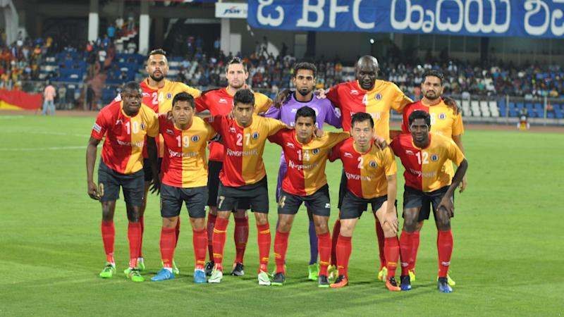 Bengaluru FC East Bengal I-League 2017
