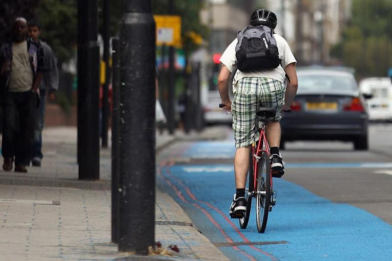Cycle Superhighways connect different areas of London (Dan Kitwood/Getty Images)