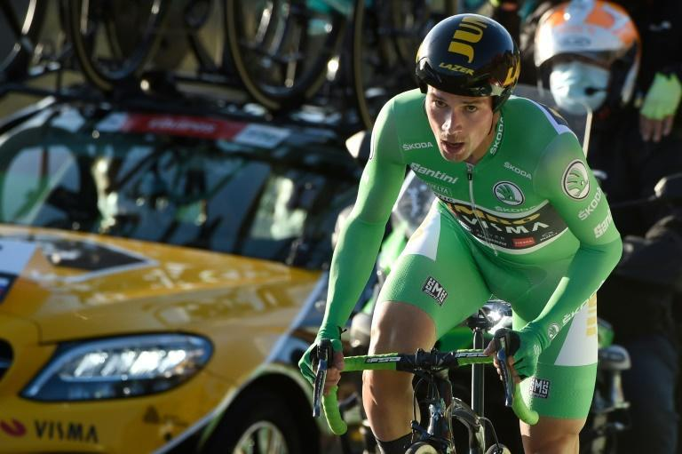 Primoz Roglic retook the Vuelta lead with his fourth stage win in a time-trial on Tuesday