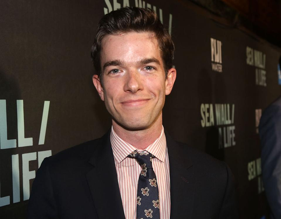 John Mulaney told a controversial joke, according to the U.S. Secret Service. (Photo: Bruce Glikas/FilmMagic)