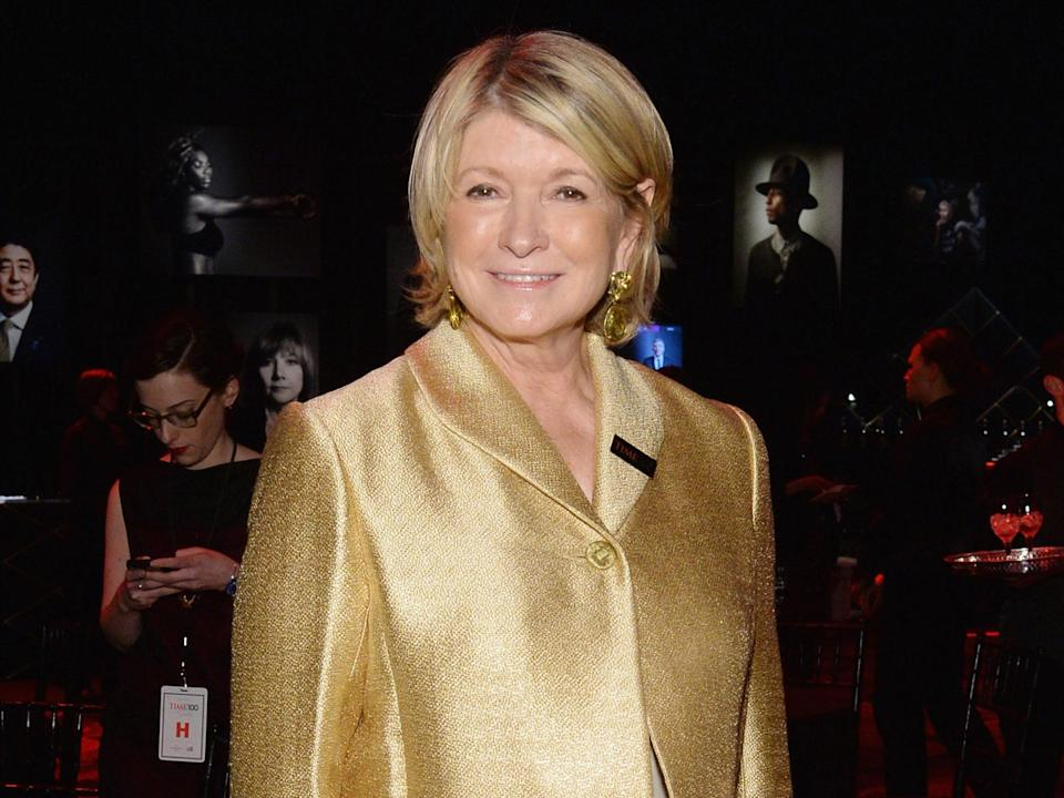 <p>Martha Stewart opens up about 2004 prison sentence: 'I'm not bitter about it'</p> (Getty Images)